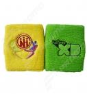 custom cotton sweatband