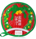 promotional fabric coasters