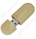 bamboo & wood material usb flash drive