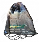 custom promotional drawstring bag
