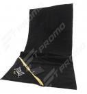 custom zipper pocket towel