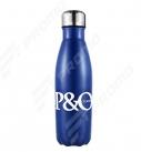 custom vacuum double wall stainless steel bottle